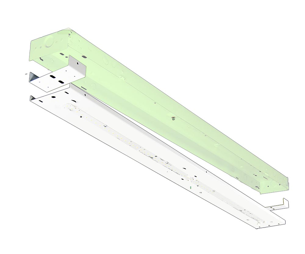 LED Channel Retrofit Kit