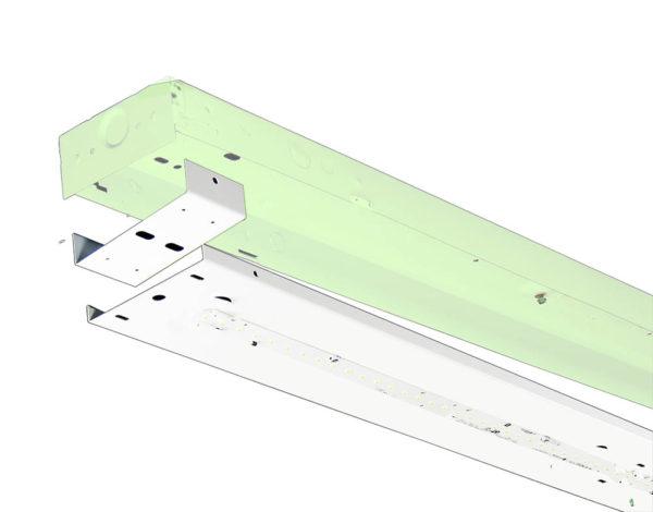 RCL - LED Strip Retrofit Kit Image