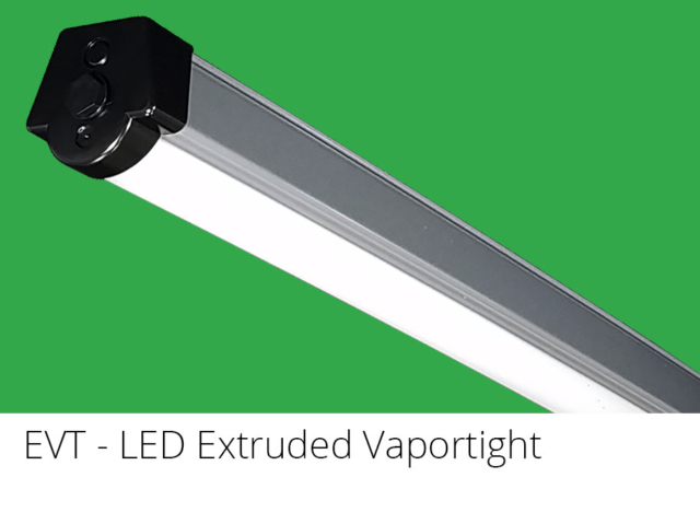 EVT - LED Extruded Vaportight
