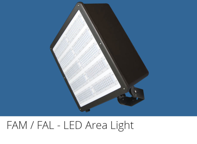 FAM / FAL - LED Area Light