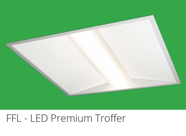 FFL - LED Premium Troffer