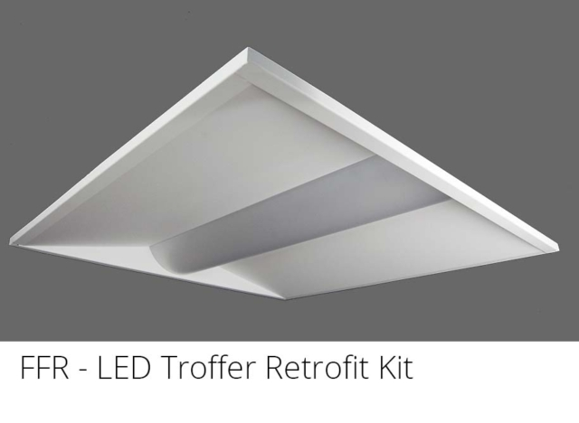 FFR - LED Troffer Retrofit Kit