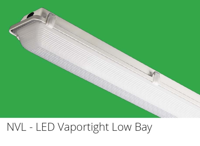 NVL - LED Vaportight Low Bay