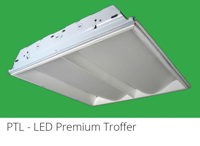 PTL - LED Premium Troffer