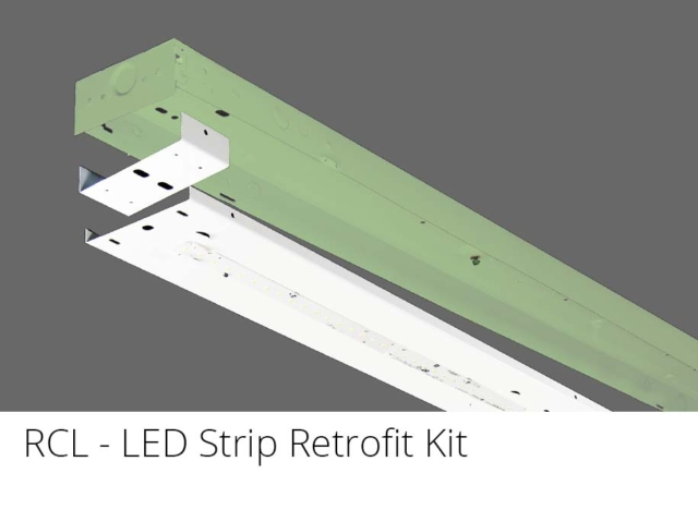 RCL - LED Strip Retrofit Kit