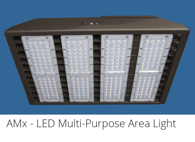 AMx - LED Multi-Purpose Area Light