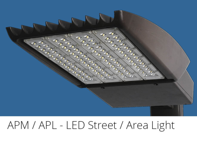 APM / APL - LED Street / Area Light