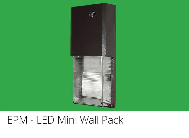 EPM - LED Mini Wall Pack