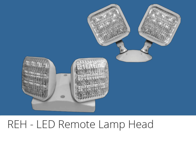 REH - LED Remote Lamp Head