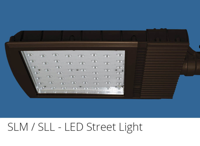 SLM / SLL - LED Street Light