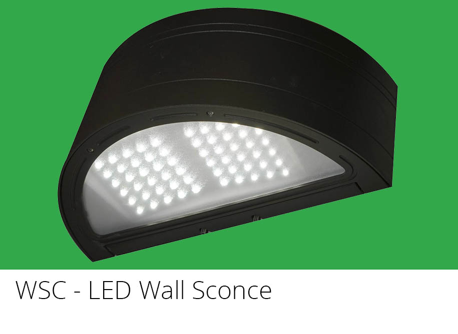 WSC - LED Wall Sconce