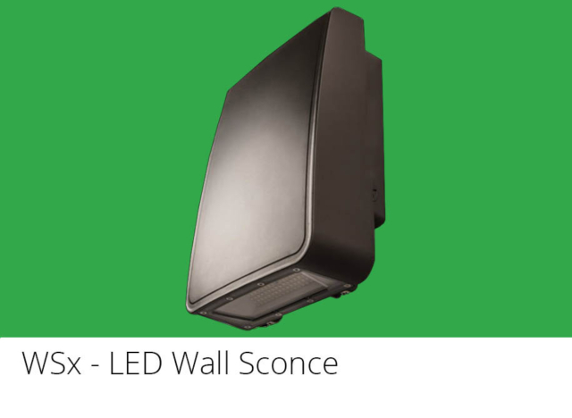 WSx - LED Wall Sconce