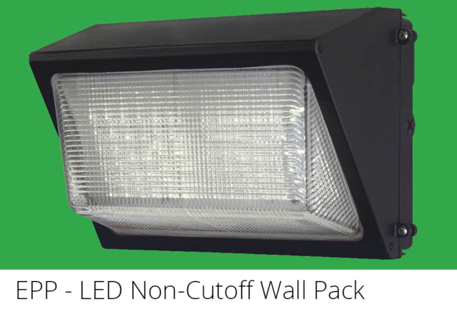 EPP - LED Non-Cutoff Wall Pack