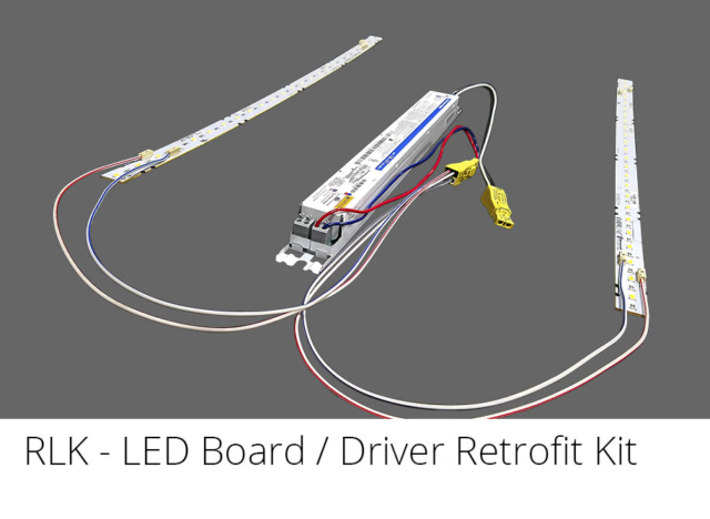 RLK - LED Board / Driver Retrofit Kit