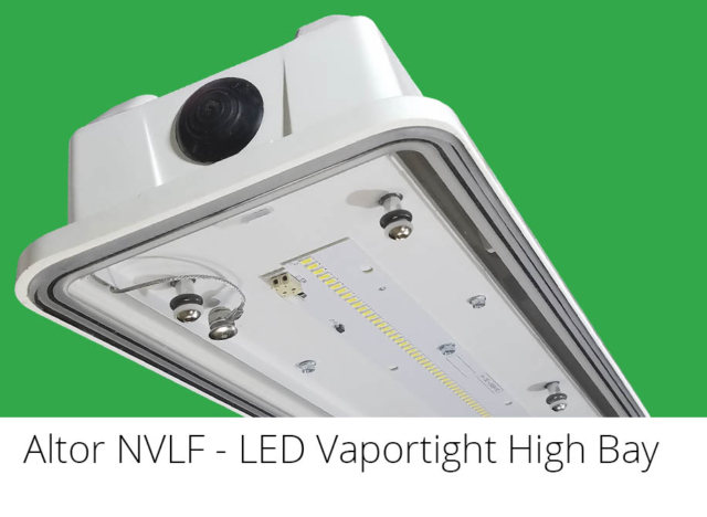 Altor NVLF - LED Vaportight High Bay