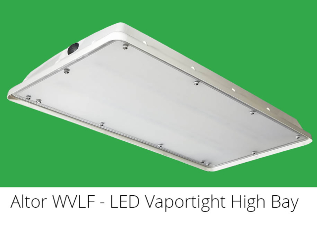 Altor WVLF - LED Vaportight High Bay