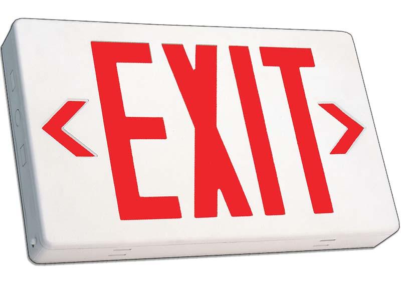 LEX - LED Exit Sign Image