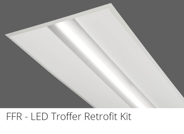FFR - LED Troffer Retrofit Kit