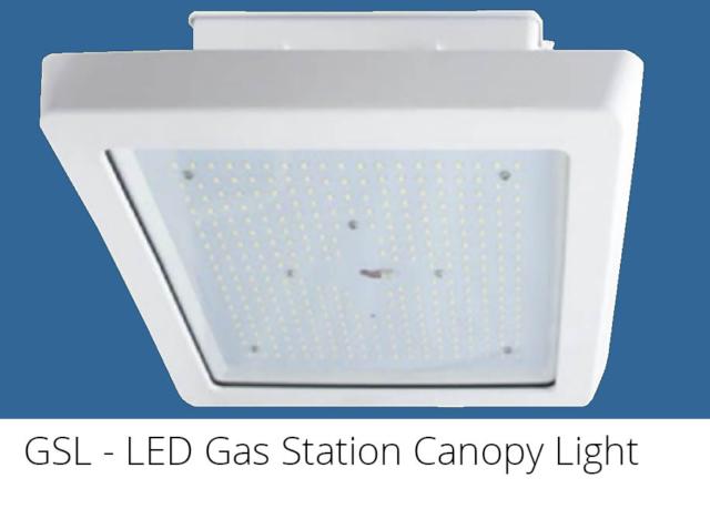 GSL - LED Gas Station Canopy Light
