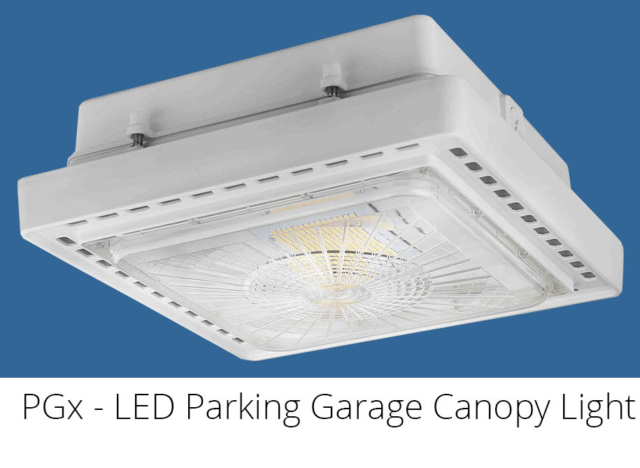 PGx - LED Parking Garage Canopy Light