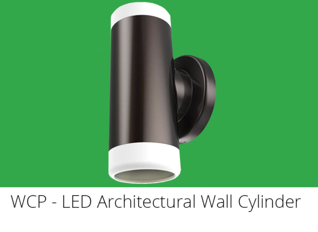 WCP - LED Architectural Wall Cylinder