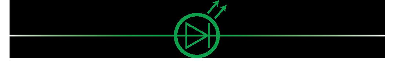 LF emblem only gradient line png