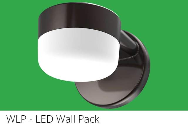 WLP - LED Wall Pack