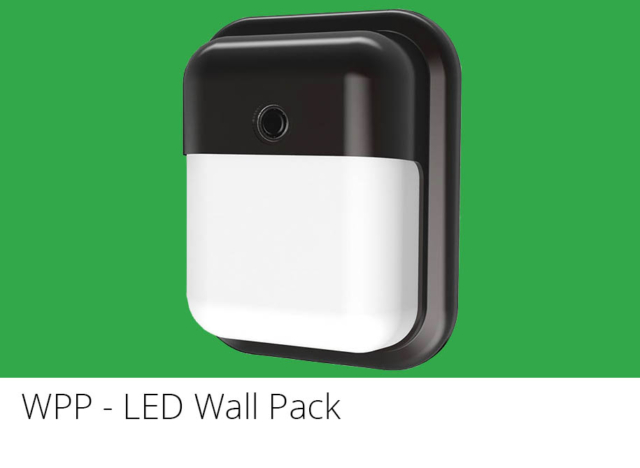 WPP - LED Wall Pack