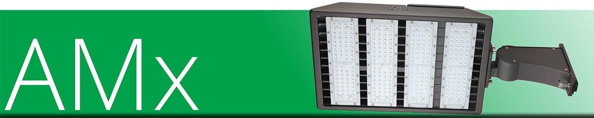 AMx - Multi-purpose LED area light