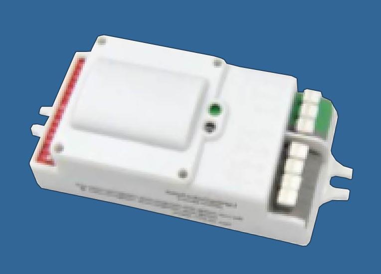 SPC MSD microwave sensor bluebg