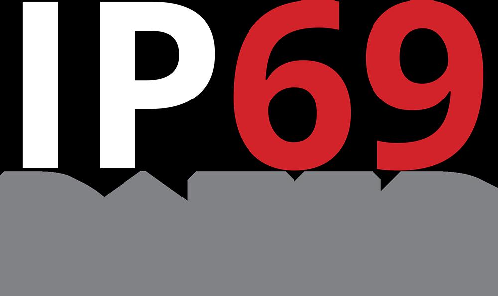 WVL2 IP69 logo