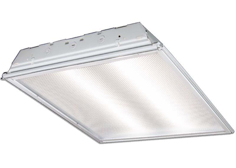 ETL - LED Prismatic Troffer Image