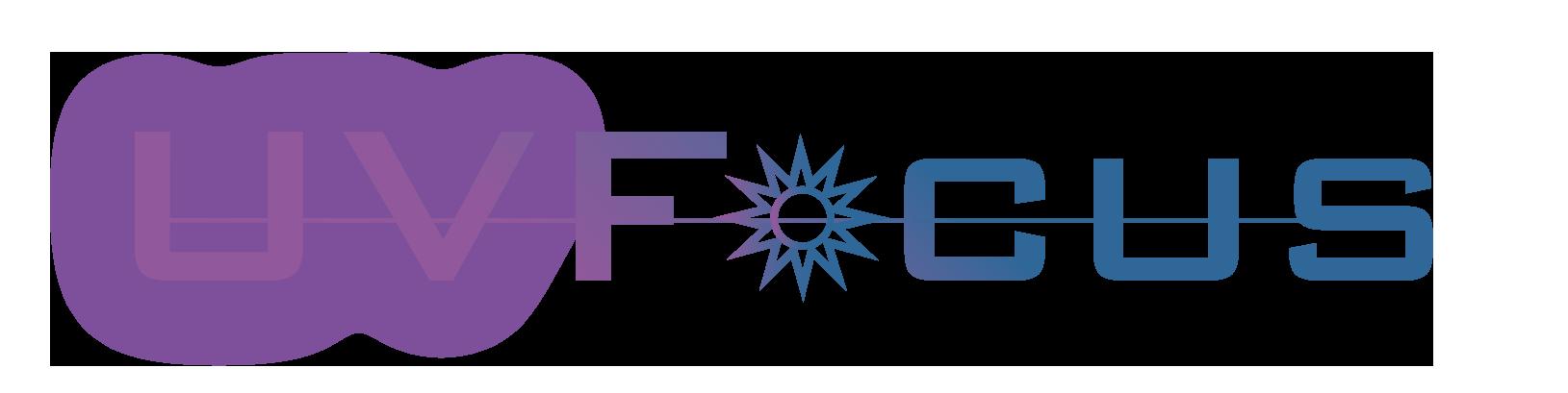 UVFocus_Logov2 Gradient with LF Blue